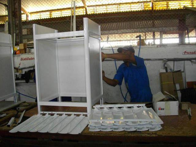 La Empresa de Tecnología Avanzada de la Construcción Cienfuegos (Micalum), calificada como modelo de empresa estatal socialista de Cuba