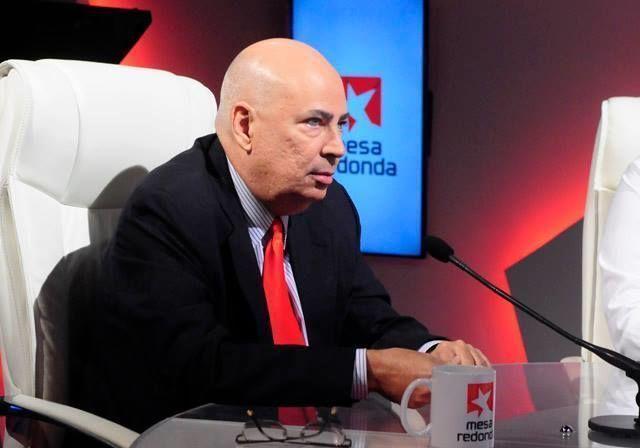 Reinaldo Taladrid, periodista de la Mesa Redonda