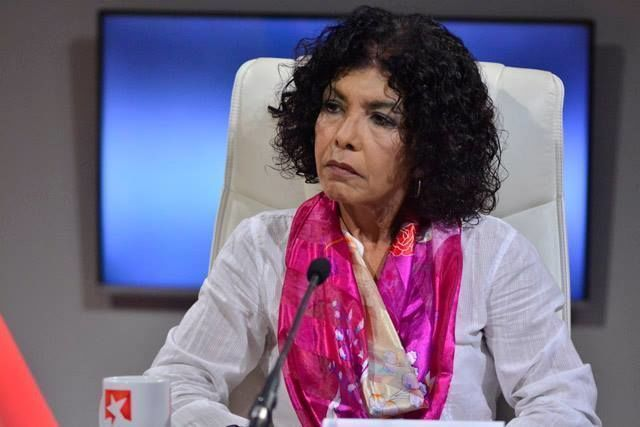 Marina Menéndez Quintero, analista de temas internacionales y periodista del diario Juventud Rebelde