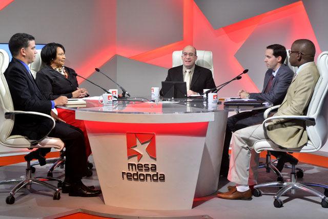 A los primeros 15 años de la UCI, un pequeño pero fructífero periodo, estuvo dedicado el espacio televisivo Mesa Redonda.