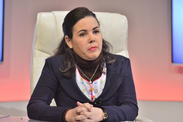 La doctora Dunia María Colomé Cedeño, decana de la Facultad 4 de la UCI, fundadora como estudiante de esa casa de altos estudios comentó sobre su experiencia en la universidad.