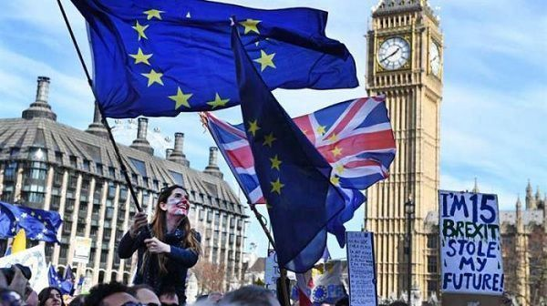 Con su salida de la Unión Europea, Reino Unido se convertiría en el primer estado que abandone el bloque Foto: Europa.EU