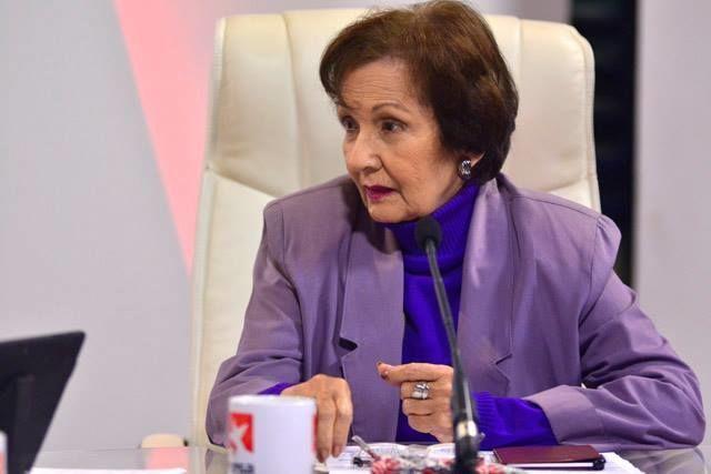 Elsa Claro recuerda que son 8 los diputados presos o exiliados