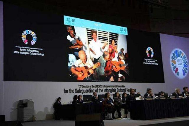 Punto cubano, Patrimonio Cultural de la Humanidad