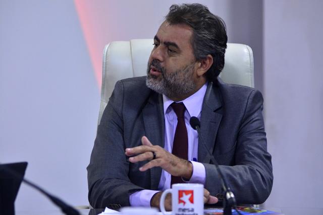 Marcelo Resende, representante de la FAO en Cuba, recordó que Cuba es uno de los países fundadores de la organización.