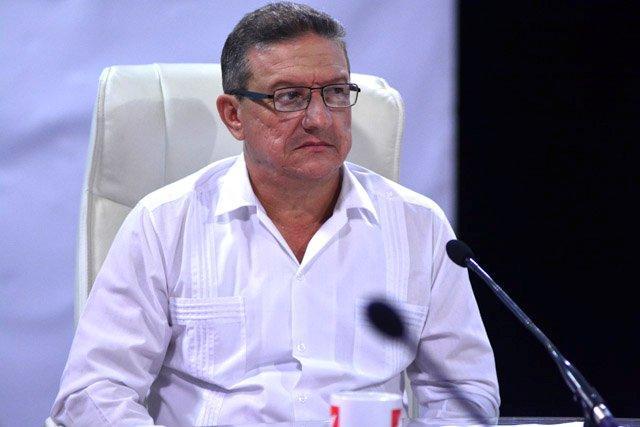 José Reinaldo Daniel Alonso, director general de desarrollo del Ministerio de Turismo.