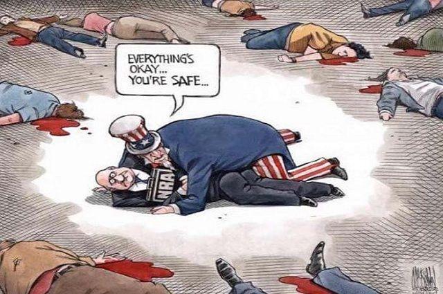 NRA en los Estados Unidos