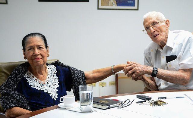 Asela y Fernández han compartido sentimientos e ideales