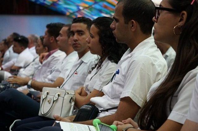 Fórum Nacional de los estudiantes de las Ciencias Médicas