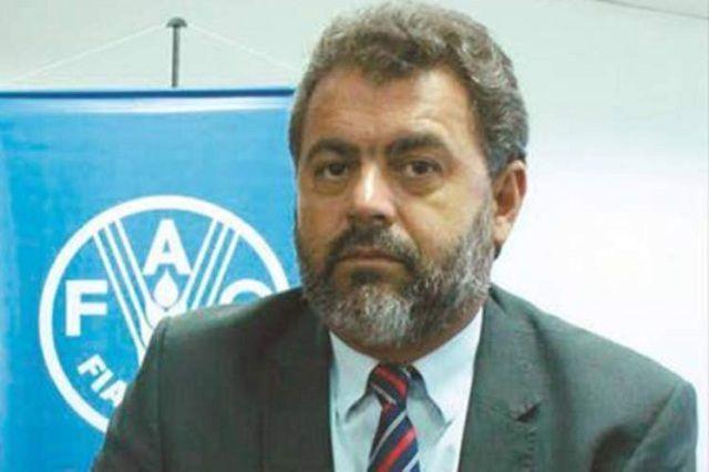 Marcelo Resende, representante de la FAO en Cuba, Marcelo Resende