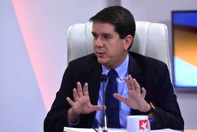 Lic. Jorge Legañoa López, Subdirector de la Agencia Cubana de Noticias