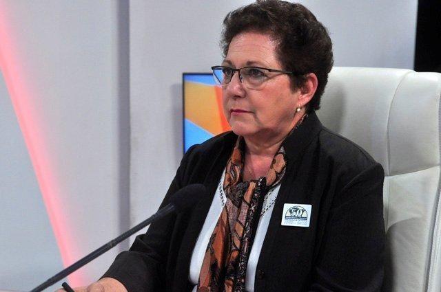 Rosa Rankin Rodríguez, Directora de Investigaciones del JBNC.