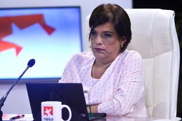 Dra. Ana Teresa Badía Valdés, Periodista y Analista de Temas Internacionales