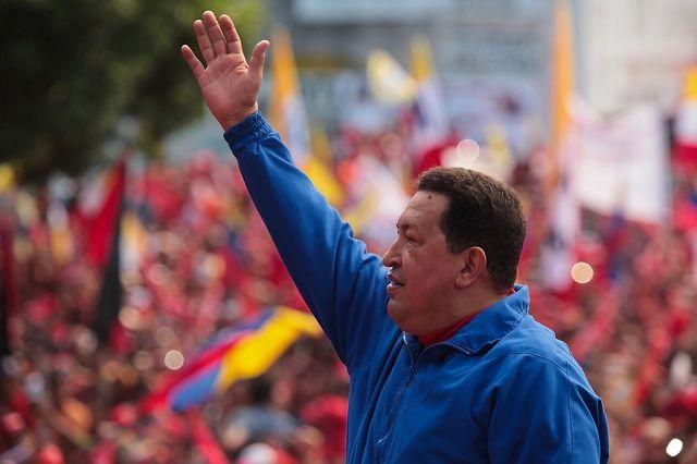 Chávez, sencillamente, fue un ser impresionante