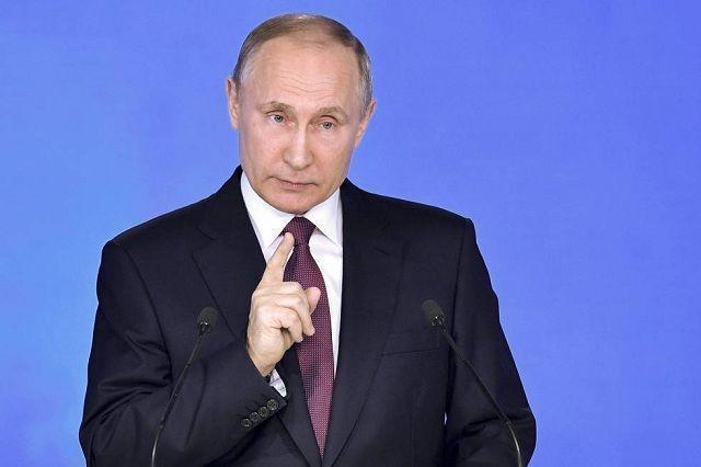 Presidente de Rusia culpa al gobierno norteamericano por el inicio de nueva carrera armamentista
