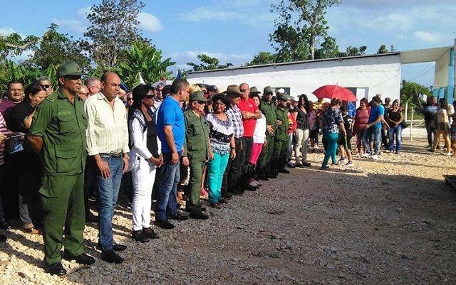 A seis meses del paso del huracán por territorio villaclareño, la provincia muestra resultados favorables, se ha recuperado el 45,3 %, aproximadamente, del fondo afectado